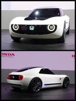 東京モーターショー2017 ホンダブース HONDA SPORTS EV CONCEPT