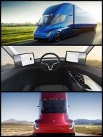 テスラ EVトラック「セミ」「ロードスター2」