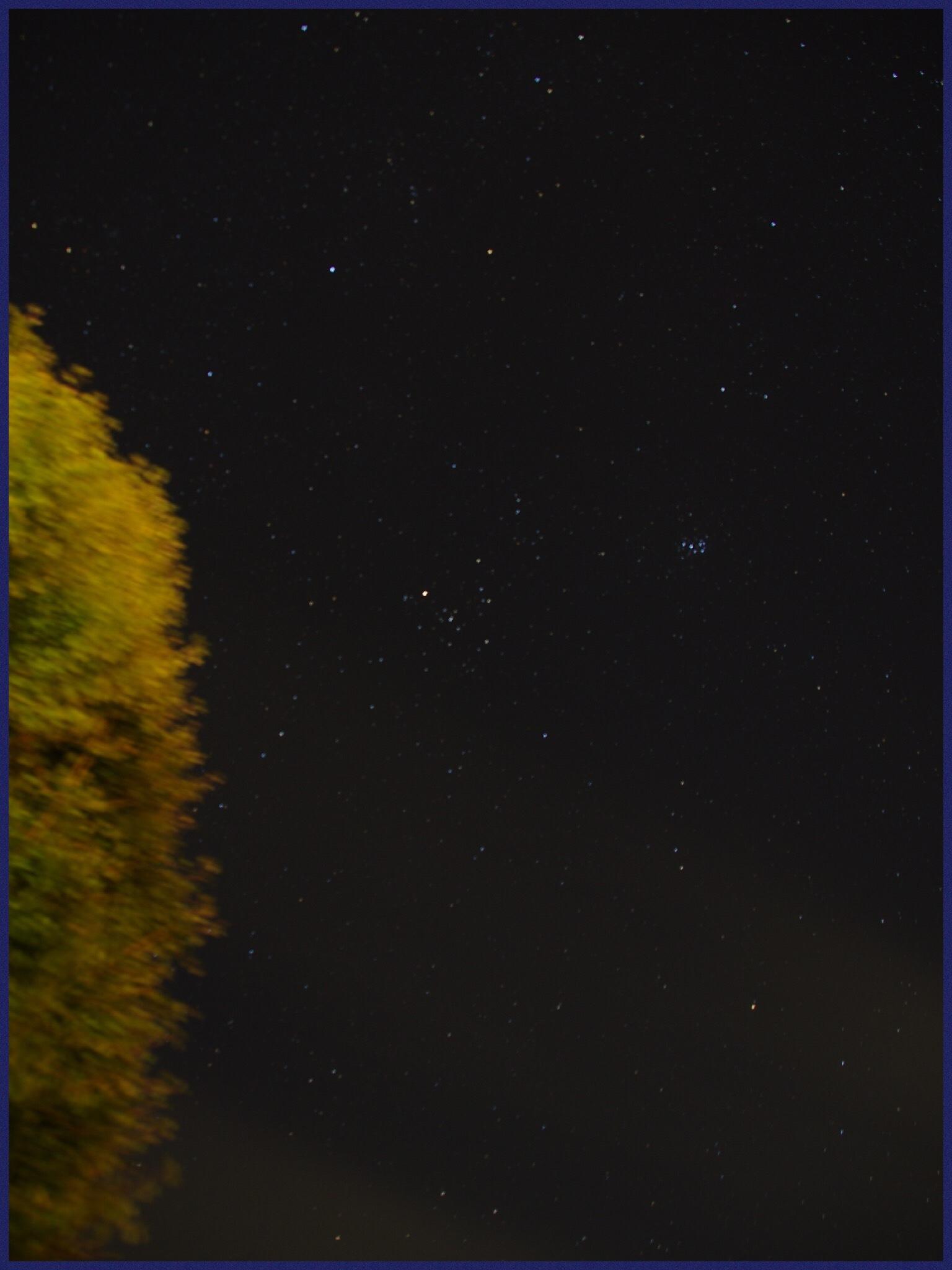 熱海 東急ハーヴェスト熱海伊豆山 アストロトレーサー ペンタックス 星空