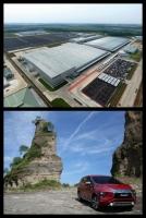 三菱インドネシア工場