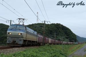 5074レ(=EF66-120牽引)