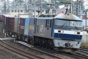 1059レ(=EF210-142牽引)