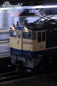 5086レ(=EF65-2065牽引)