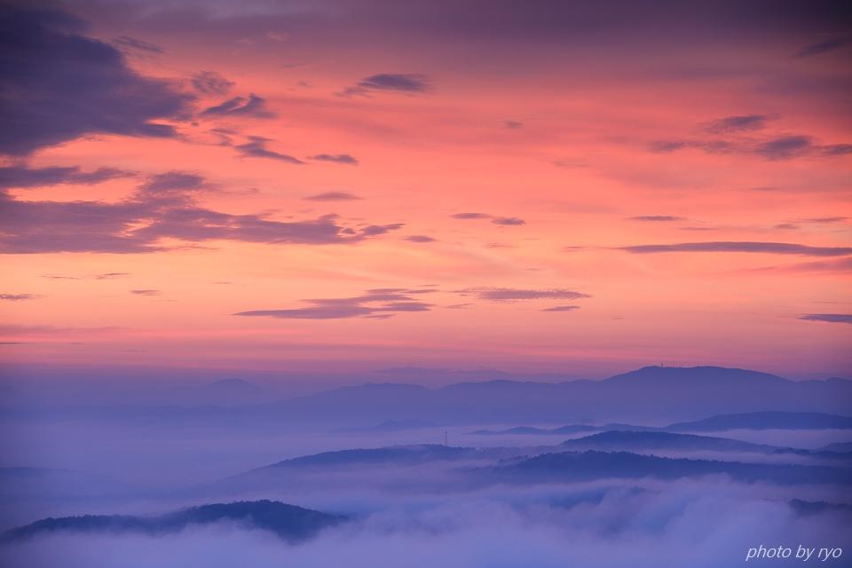 焼けた雲の朝に_3