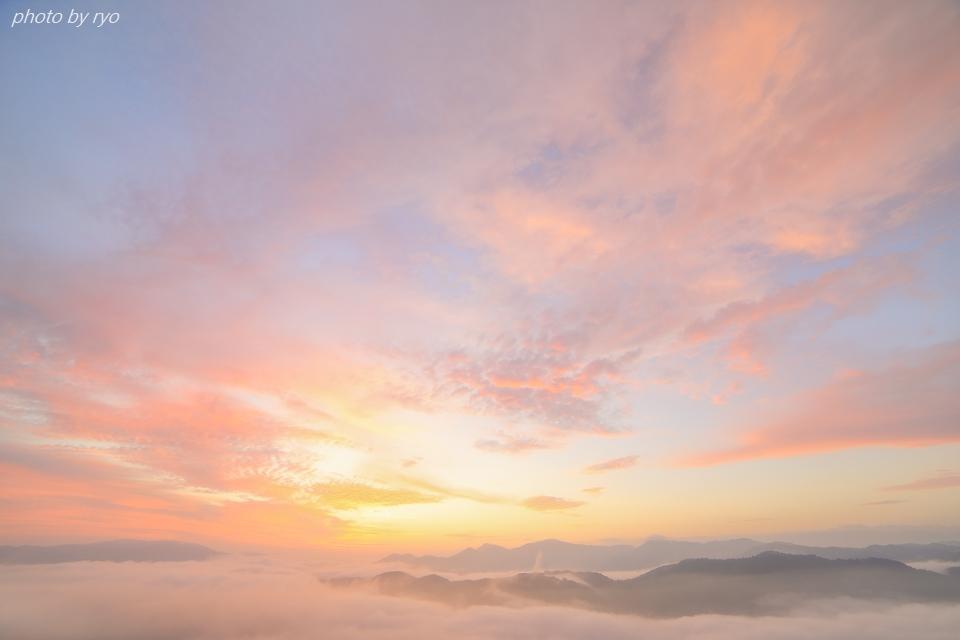 雲が焼けた朝に_2