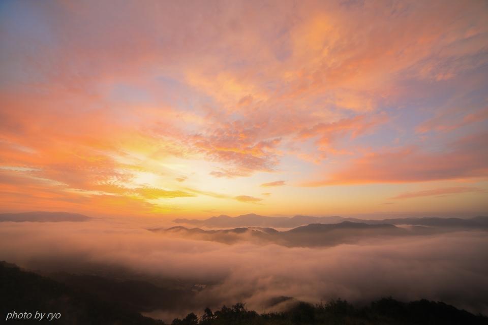 雲が焼けた朝に_3