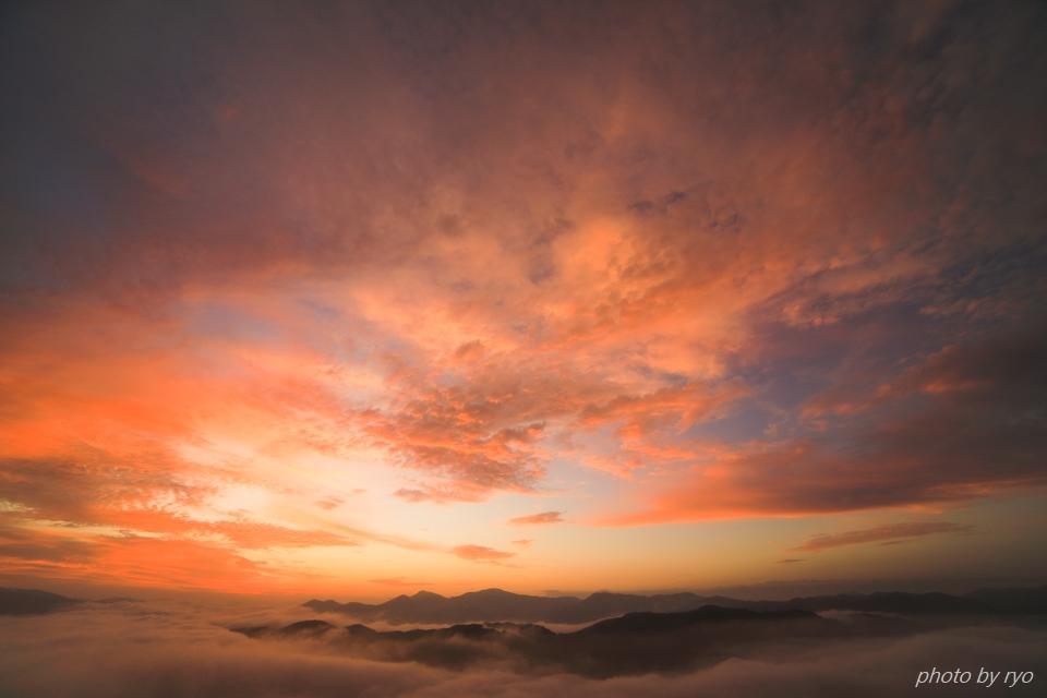 雲が焼けた朝に_4