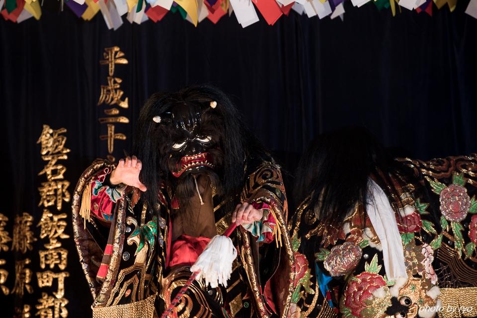 夜神楽_辻八幡神社 2017_2