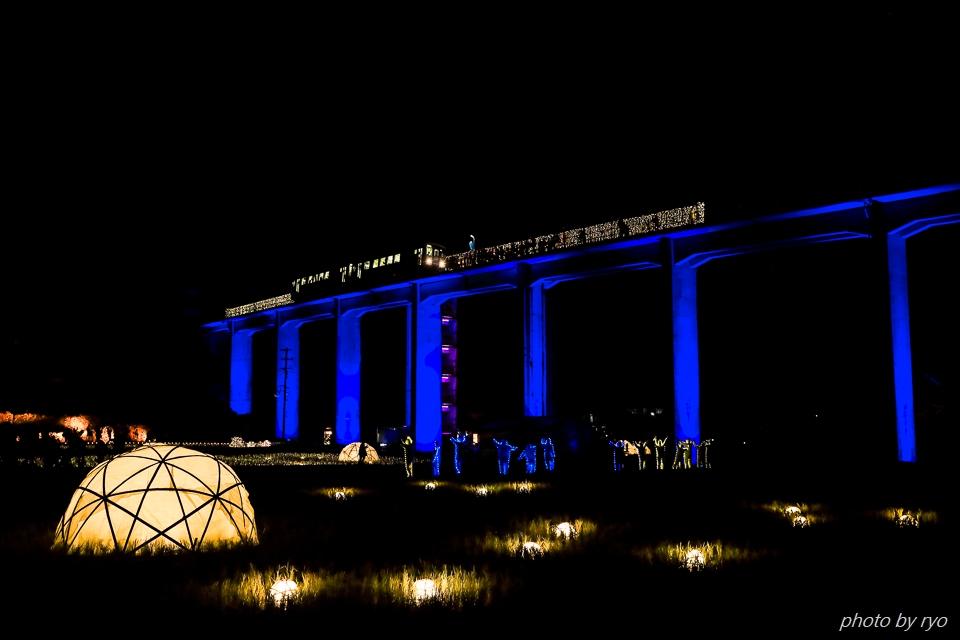 INAKAイルミ_銀河鉄道の夜_2
