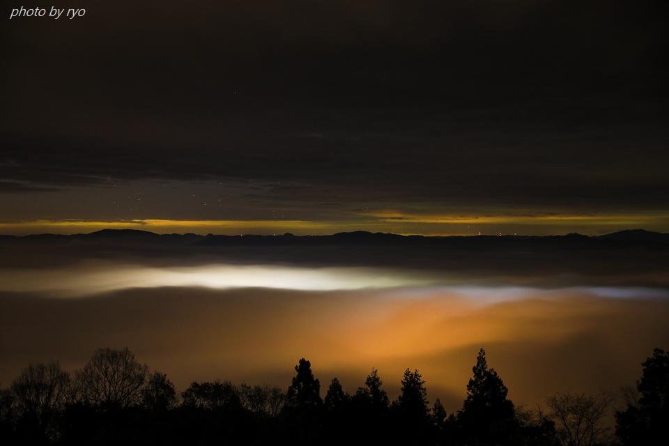 雲と稜線の隙間から_1