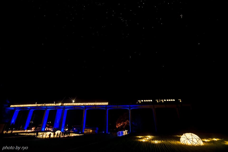 INAKAイルミ_銀河鉄道の夜_3