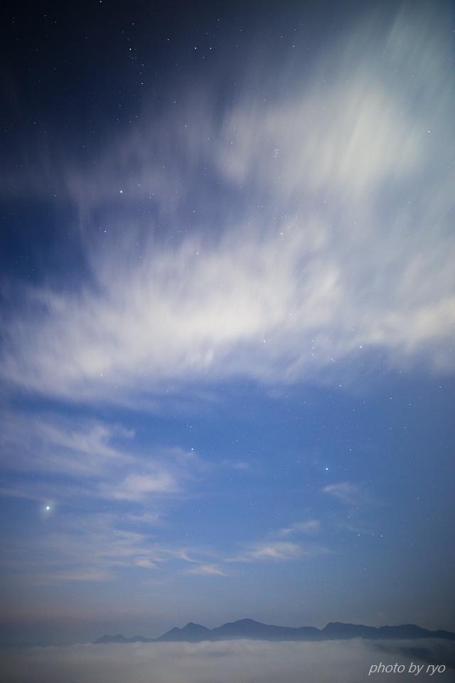 霧の海 雲の焼けた朝に_2