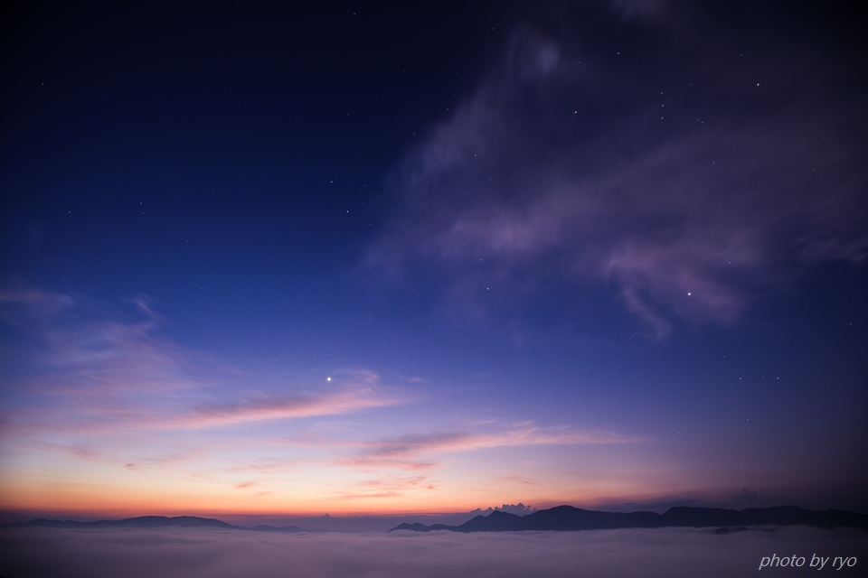 霧の海 雲の焼けた朝に_4
