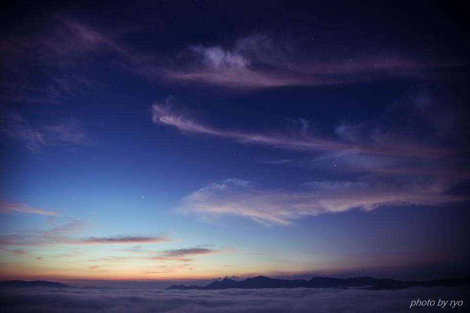 霧の海 雲の焼けた朝に_5
