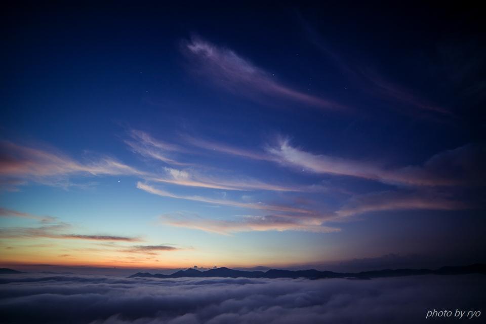 霧の海 雲の焼けた朝に_6