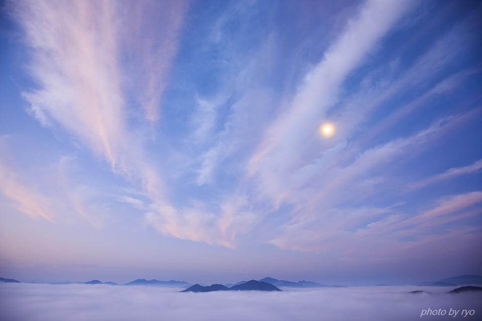 霧の海 雲の焼けた朝に_9