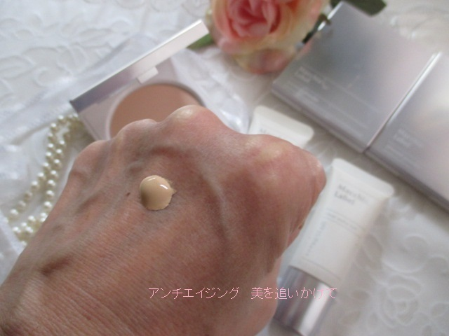 薬用クリアエステヴェール美容液ファンデーション (3)