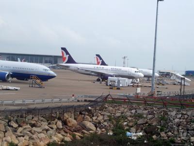 マカオ6263空港