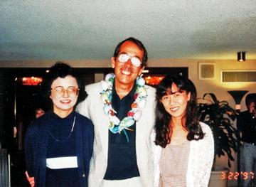 ハワイ大学卒業式