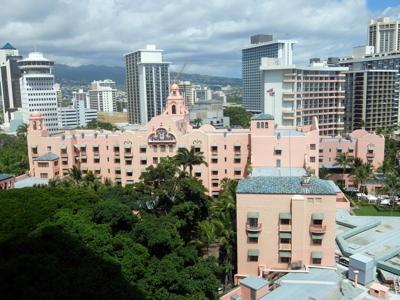 ハワイ020ロイヤルハワイアン