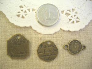 ty-329、ty-1144、ty-1142 5021プレート、歪んだラウンドプレート、時計のコネクター