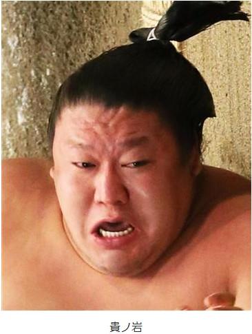 ①朝青龍に殴られた川奈毅と日馬富士に殴られた貴ノ岩!どちらもキモイ顔してる!