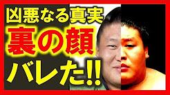⑯朝青龍に殴られた川奈毅と日馬富士に殴られた貴ノ岩!どちらもキモイ顔してる!