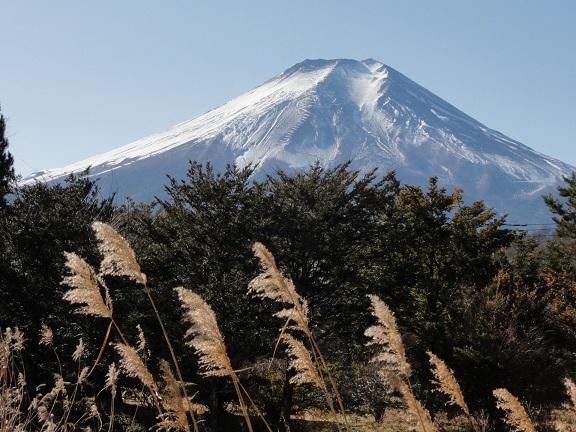 12月の富士 (2)