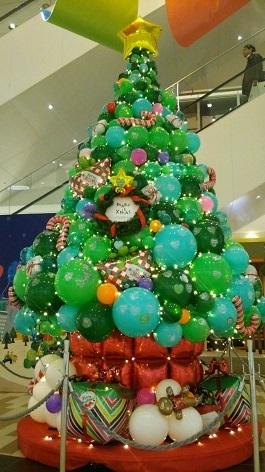マークイズ静岡2017クリスマス