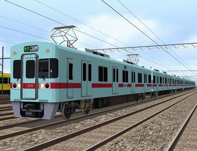 西鉄6000形