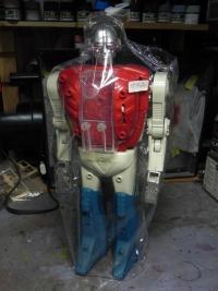ミクロマン 復刻ロボットマン