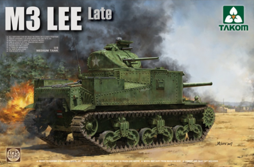 M-3 LEE Late
