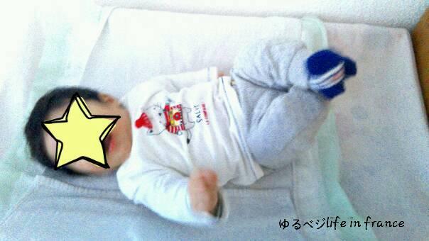 息子 2ヶ月 出産