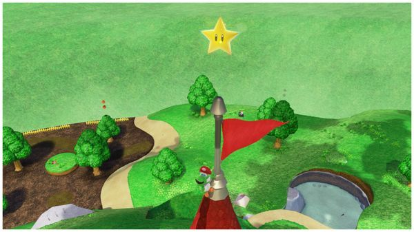 スーパーマリオ オデッセイ【パワームーンの入手方法】キノコ王国 ピーチ城