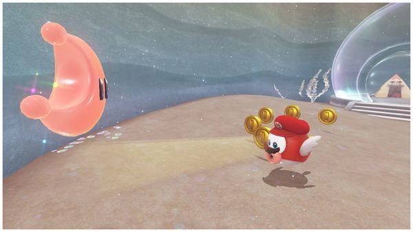 スーパーマリオ オデッセイ【パワームーンの入手方法】湖の国ドレッシーバレー