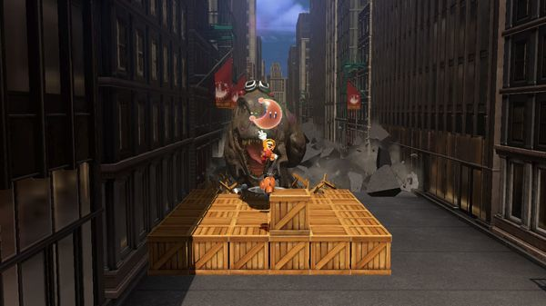 スーパーマリオ オデッセイ【パワームーンの入手方法】都市の国ニュードンク・シティ