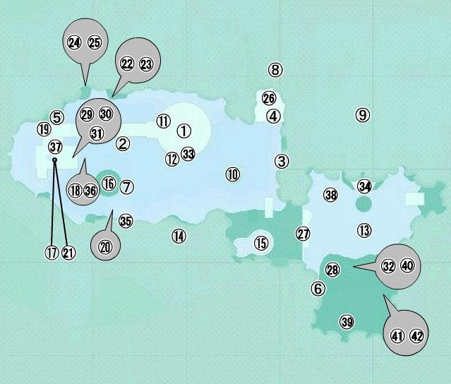 【スーパーマリオオデッセイ】湖の国( ドレッシーバレー)のパワームーン全42個の入手方法・場所一覧・マップ(地図)・画像あり