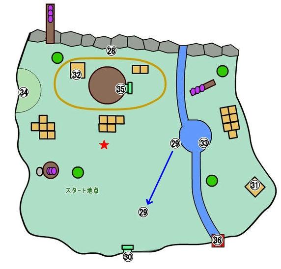 【スーパーマリオオデッセイ】森の国 『森の底の樹海』のマップ(地図)とパワームーンNo.28〜36の入手方法