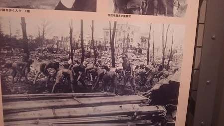 仙台空襲後の人々