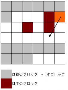 ポケとる ポワルン晴 解法1