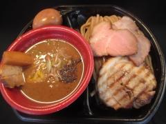 大つけ麺博 大感謝祭 第五陣 ~中華蕎麦 とみ田「12年目の濃厚豚骨魚介」~-5