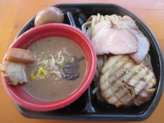 大つけ麺博 大感謝祭 第五陣 ~中華蕎麦 とみ田「12年目の濃厚豚骨魚介」~-7