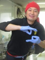 大つけ麺博 大感謝祭 ~特級鶏蕎麦 龍介「龍介つけそば」+「鶏の山椒焼き」~-4