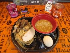 大つけ麺博 大感謝祭 ~特級鶏蕎麦 龍介「龍介つけそば」+「鶏の山椒焼き」~-7