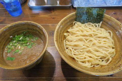 えん寺(ベジポタつけ麺)