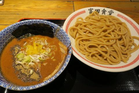 富田食堂(濃厚つけめん)