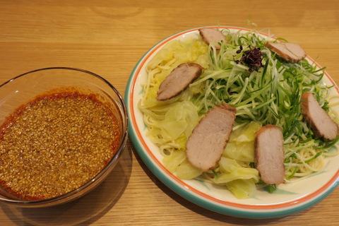 冷めん家(広島つけ麺・普通)
