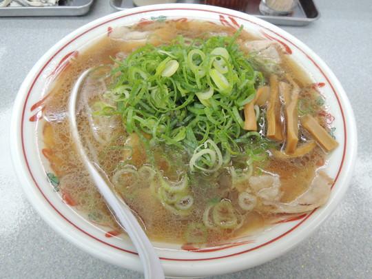特製ラーメン(並)(680円)