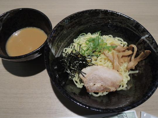 魚介つけ麺(490円)