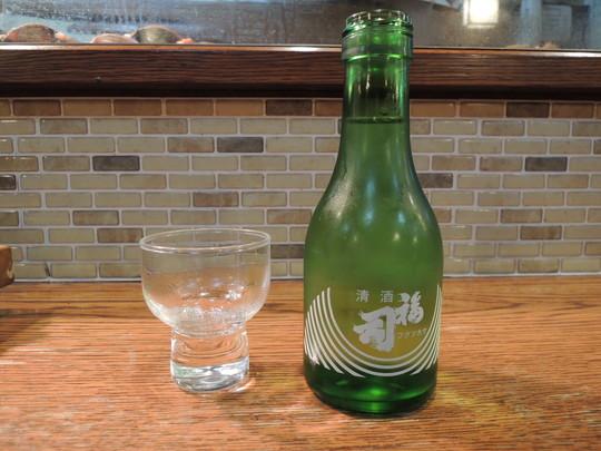 お酒(福司)(400円)